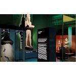 El vidrio Guardian Clarity presente en la exposición única del museo egipcio de París