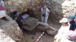 Hallan 66 estatuas de Sejmet, la diosa-leona de la guerra, en un templo de Luxor