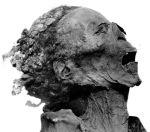 La momia faraónica que grita